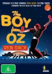 Peter Allen - The Boy From Oz: Special Edition on DVD