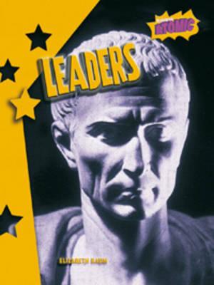 Leaders: Atomic Level Four by Elizabeth Raum image