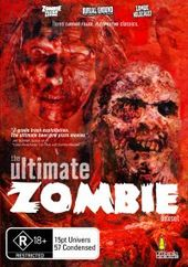 Ultimate Zombie Collection (3 Disc Set) on DVD