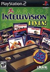 Intellivision Lives! (over 60 games) for PlayStation 2