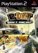 D-unit Drift Racing for PS2