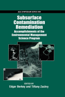 Subsurface Contamination Remediation