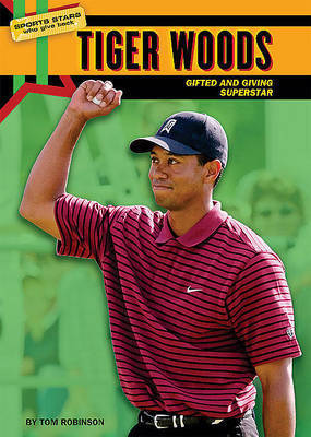 Tiger Woods by Tom Robinson