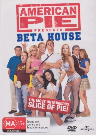 American Pie Presents Beta House on DVD