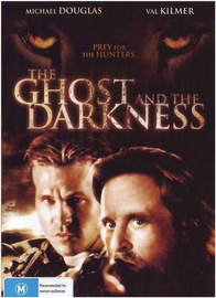 The Ghost and The Darkness on DVD