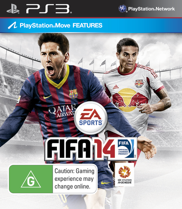 FIFA 14 for PS3