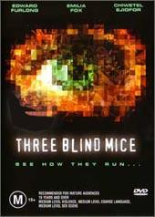 Three Blind Mice on DVD