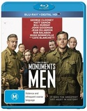 The Monuments Men (Blu-ray/Ultraviolet) on Blu-ray