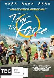 Tour de Force on DVD
