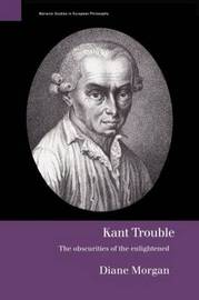 Kant Trouble by Diane Morgan image