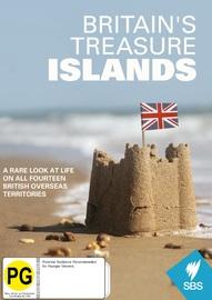 Britain's Treasure Islands on DVD