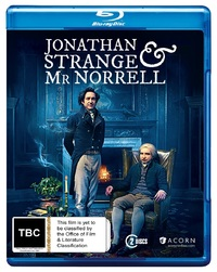 Jonathan Strange & Mr Norrell on Blu-ray
