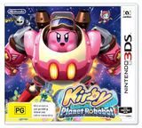 Kirby: Planet Robobot for Nintendo 3DS