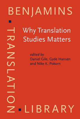Why Translation Studies Matters