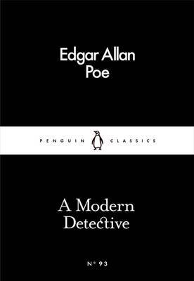 A Modern Detective by Edgar Allan Poe image