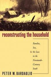 Reconstructing the Household by Peter W. Bardaglio