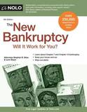 The New Bankruptcy by Stephen Elias