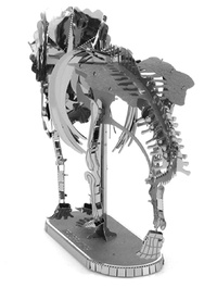 Metal Earth: Triceratops Skeleton - Model Kit image