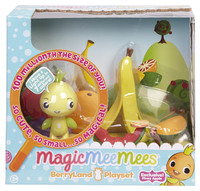 Magic MeeMees: Figure Playset (Berryland)