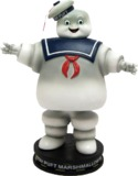 Ghostbusters - Stay Puft Motion Statue