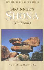 Beginner's Shona by Aquilina Mawadza image