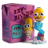 "The Simpsons: Mr Sparkle - 3"" Vinyl Figure"