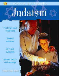 Judaism by Angela Wood image