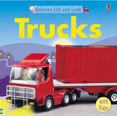 Trucks by Felicity Brooks image