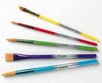 Crayola: Art & Craft - Brush Set (5-Pack) image