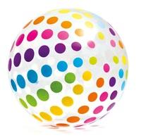 "Intex: Giant Beach Ball - Spotty (42"")"