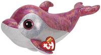 Ty Beanie Boo: Sparkles Dolphin - Large Plush