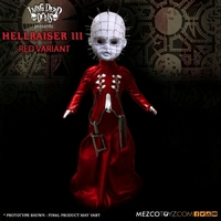 Living Dead Dolls - Pinhead Red Exclusive Figure