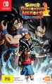 Super Dragon Ball Heroes World Mission for Switch