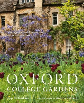 Oxford College Gardens by Tim Richardson image