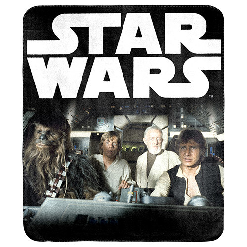 Star Wars Group Character Throw
