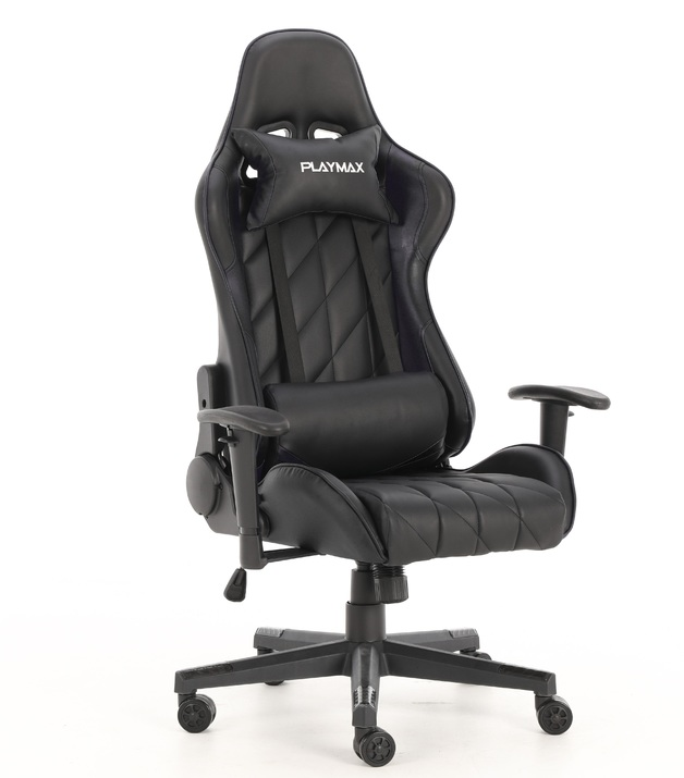 Playmax Elite Gaming Chair - Black for