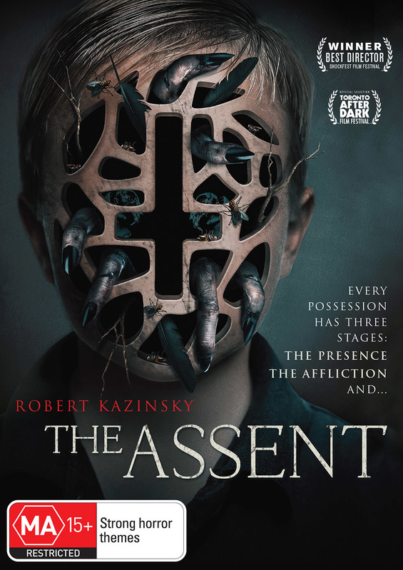 The Assent on DVD