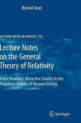 Lecture Notes on the General Theory of Relativity by Oyvind Gron image