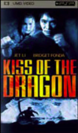 Kiss of the Dragon for PSP