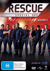 Rescue Special Ops - Season 2 on DVD