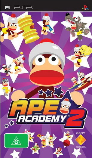 Ape Academy 2 for PSP