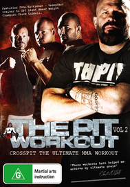 The Pit Workout - Volume 2 CrossPit on DVD