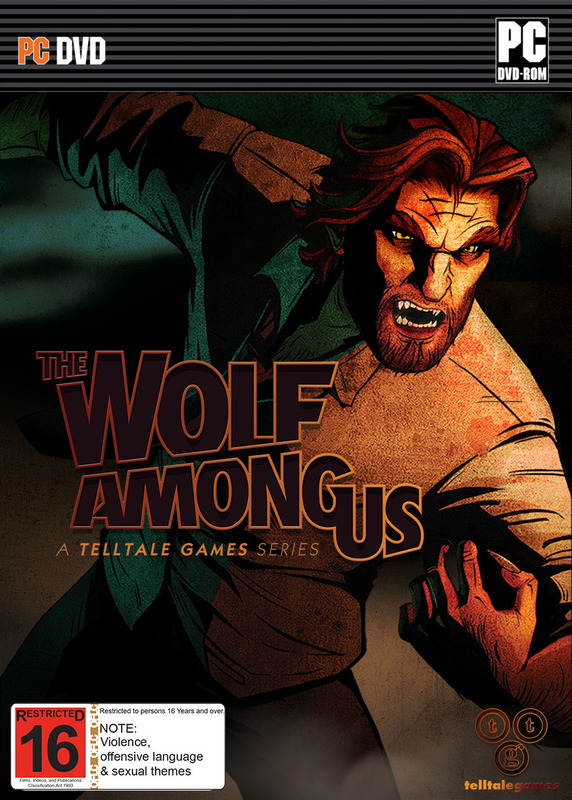 The Wolf Among Us: A Telltale Games Series for PC