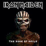 The Book of Souls 3LP by Iron Maiden