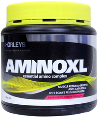 Horleys AminoXL - Raspberry Punch (500g)