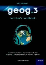 geog.3 Teacher's Handbook by RoseMarie Gallagher