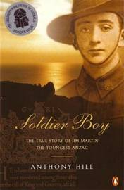 Soldier Boy by Anthony Hill image