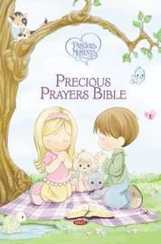 NKJV Precious Moments Precious Prayers Bible by Zondervan