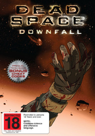 Dead Space - Downfall on DVD