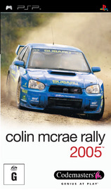 Colin McRae Rally 2005 for PSP image